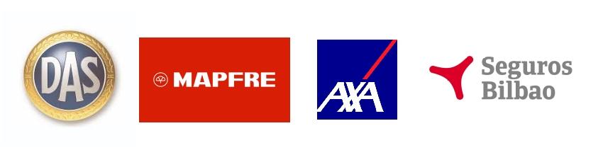 Quince galardones fueron los entregados en total y fueron encabezadas por DAS, Mapfre, Seguros Bilbao y AXA que se hicieron con los primeros puestos.